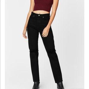 LF black skinny jeans!!